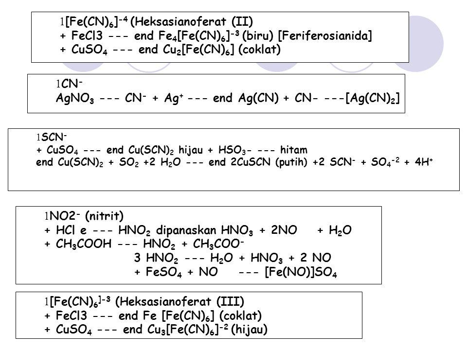 [Fe(CN)6]-4 (Heksasianoferat (II)